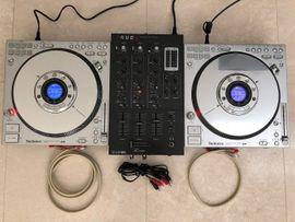 Studio, Recording (Equipment) - 2x Technics SL-DZ 1200 1x