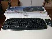 Wireless Keyboard und Mouse Set