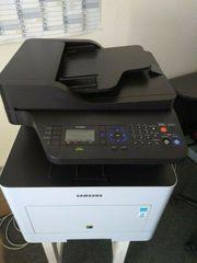 SAMSUNG Farblaserdrucker CLX-6260FD für Bastler