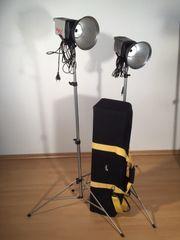 MULTIBLITZ Digi X-Set Reflektor Stative