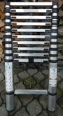 Verkaufe Teleskopleiter - Andechs - Verkaufe Eine Teleskopleiter SHTL-1 mit einer Länge von 3.20 m im ausgezogenZustand mit 10 Sprossen.Länge im zusammengeschobenen Zustand : 0,97m und Gewicht 11kgnur AbholungPreis 70. - Euro Tel :08152-6632 - Andechs