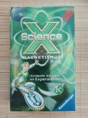 Magnetismus Experimente