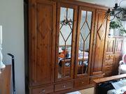 Schlafzimmer komplett ECHTHOLZ Landhaus Stil