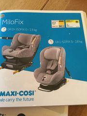 Maxi-Cosi MiloFix 0-18 kg