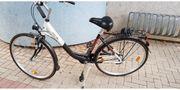 Damen sity Fahrrad 28 zoll