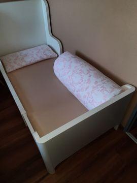 Betten - Ikea Kinderbett BUSUNGE