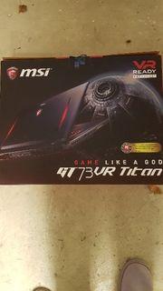 Gaming Laptop MSI GT73VR 4k