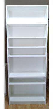 IKEA Billy Regal weiß 80x28x202