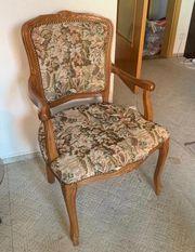 Sessel Stuhl Einzelstück reserviert