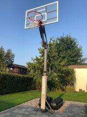 Basketballanlage Basketballkorb Kipsta B900 easy