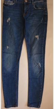 Jeans Gr 38 Zara Trafaluc