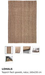 Ikea Lohals Teppich