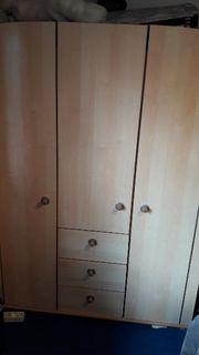 Schrank Sideboard Regal Buche