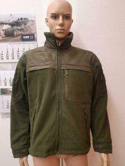 HexTac Outdoor Taktical Fleece Jacke