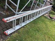 Leiter 2x15 Stufen ca 4