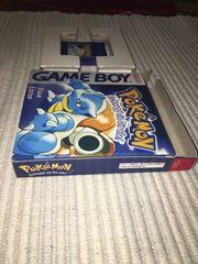 pokemon Blaue Edition Game boy