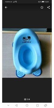 Töpfchen Kindertopf Babytopf Toilettensitz Toilettentrainer