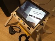 Opto-elektronische Sehhilfe zum Vergrößern von