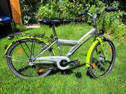 24-Zoll Fahrrad mit 3-Gang Nabenschaltung