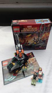LEGO Marvel Super Heroes Iron