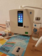 Wasserfilter Ionisierer K8 Kangen Water
