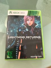 Final Fantasy 13-3 XBOX 360