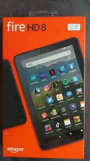 Fire HD 8 Tablet neu