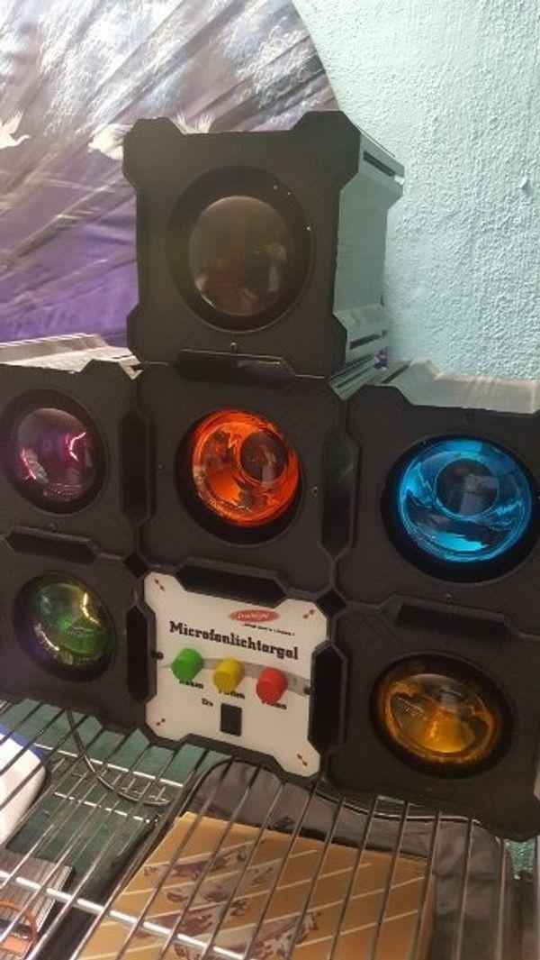 Mikrofonlichtorgel