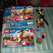 Lego City Starter Set 60100