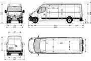 Kastenwagen Transporter zu vermieten