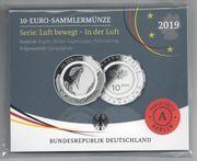 10 Euro Sammlermünzen In der
