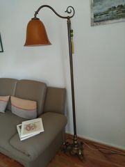 Außergewöhnliche Stehlampe