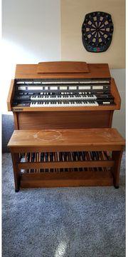 WERSI-Orgel Zenit mit Vollpedal