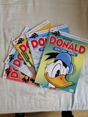 Donald Duck Comic Hefte von