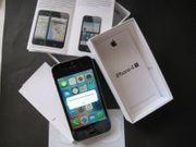 Apple Smartphone mit Whatsapp