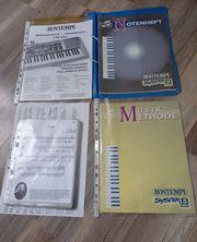 Grosses Keyboard Set zu verkaufen