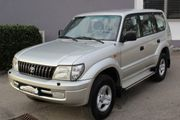 TOYOTA LAND CRUISER 3 0