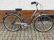Oldtimer Damenrad Enik mit neuer