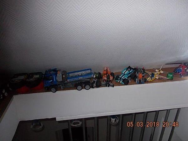 Lego auch Technik incl Truck