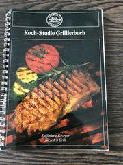 Koch-Studio Grillierbuch Kochbuch Grillen