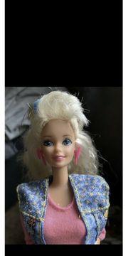 Barbie All American Reebok Vitrinenstück