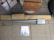 Holzständer für Vogelhaus neu