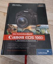 Canon EOS 100D Buch Spiegelreflexkamera