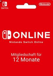 12 Monatige Switch Online Familiemitgliedschaft
