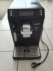 Philips Kaffeevollautomat mit Milchaufschäumer