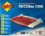 AVM FRITZBox 7390 VDSL DSL