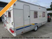 Bürstner Ventana 410 TS Neueres