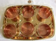 Teeservice Jenaer Glas Tee- Grog-
