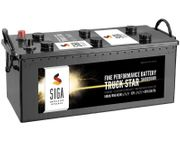 SIGA LKW Batterie 140Ah HD