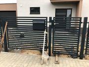 Tore Zäune Geländer Stahlkonstruktionen Schweißdienstleistungen